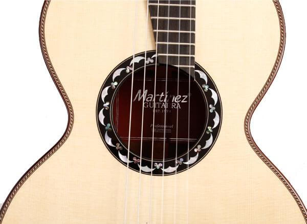 玛丁尼 Martinez L.Panormo 古典吉他(定制级)
