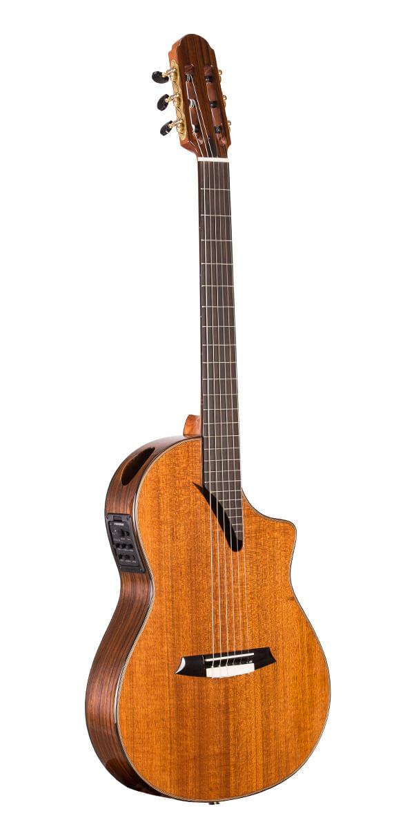玛丁尼 Martinez MSCC-14OV 古典吉他(舞台吉他)
